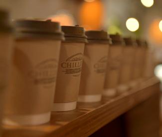 チルルコーヒーイメージ写真