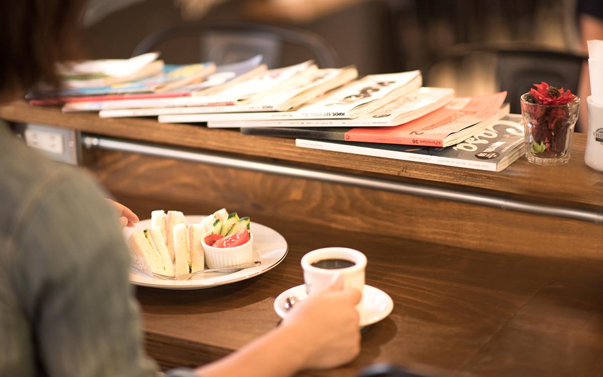 チルルコーヒーモーニング写真